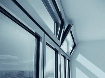 Gli infissi in alluminio, una scelta economica ed efficiente per la casa